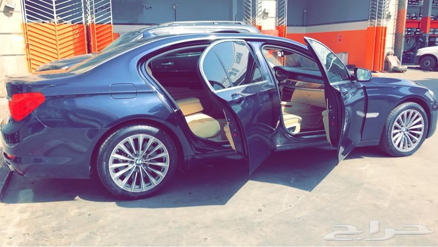 تم البيع_بي ام750_BMW750LI M