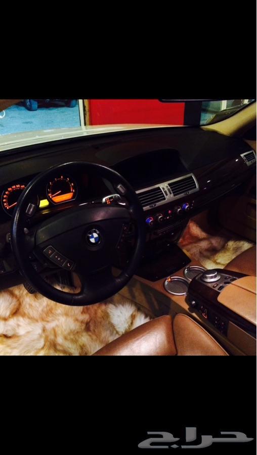 بي ام دبليو الفئة السابعة BMW 740 Li