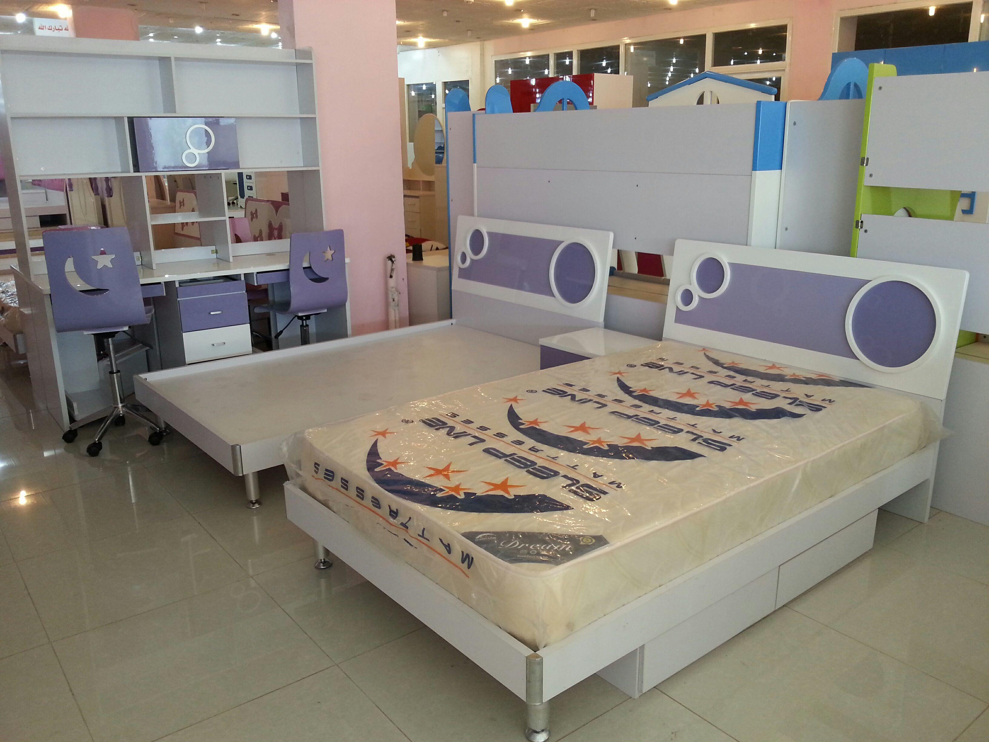 جدة - غرف نوم سريرين أطفال
