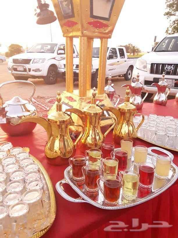أبو ريان لتجهيز القهوة والشاي