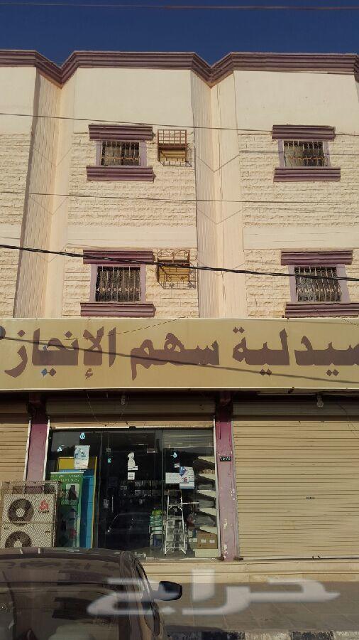 شقق للايجار شارع الامير سلطان(الستين)