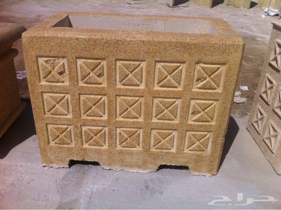 منتجات خرسانية مسبقة الصنع