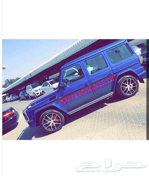 دبي - لتأجير السيارات