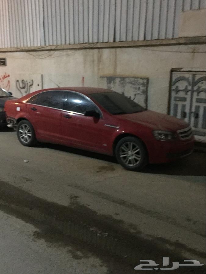 كابريس 2011 V8