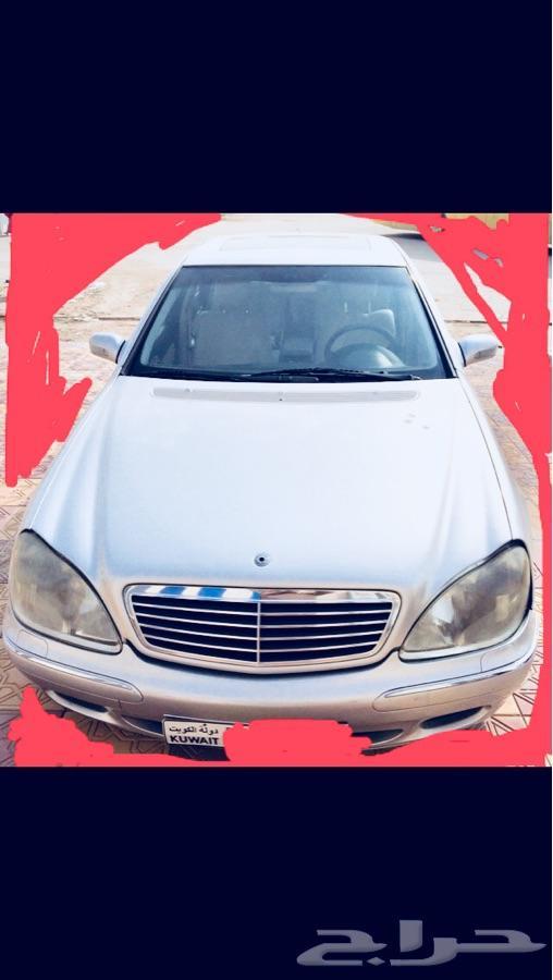 مرسيدس موديل 2000 للبيع