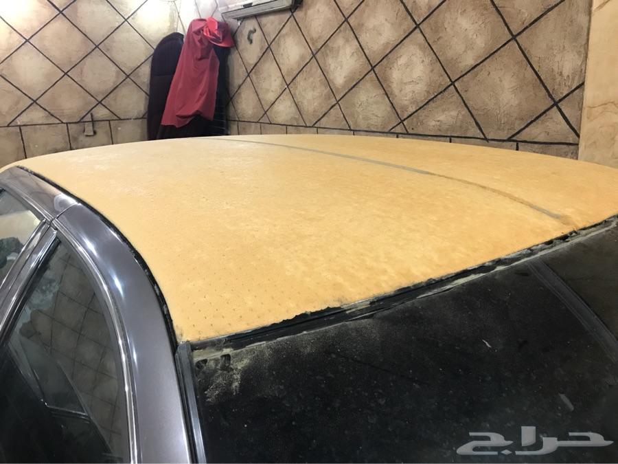تنجيد سقف وداخلية كدلك
