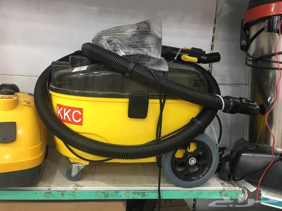 مكنسة KKC الأصلية لغسيل الكنب والسجاد