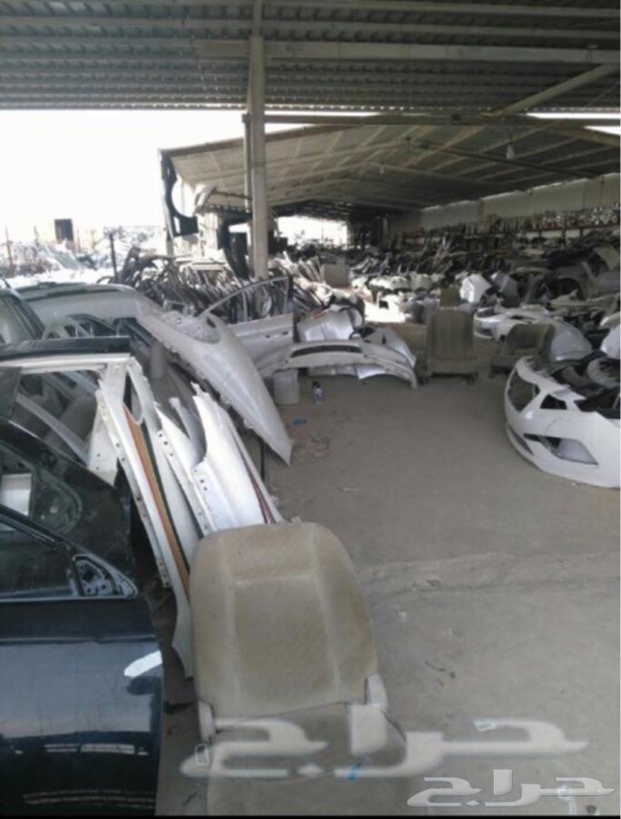 تشليح وقطع غيار سيارات