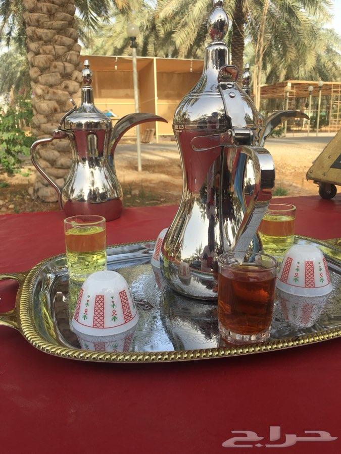 صبابين قهوة مع ابو ريان