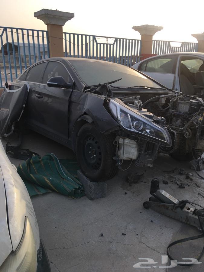 تشليح التركي لبيع قطع غيار السيارات المصدومة