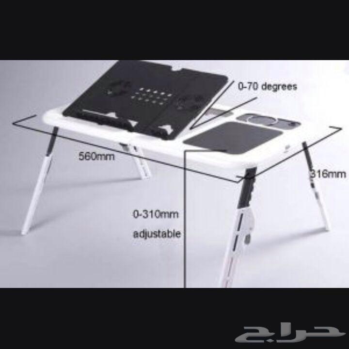 طاولة لاب توب