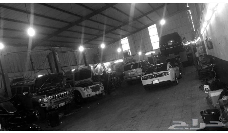 مركز الفيصل لصيانه السيارات الامريكيه