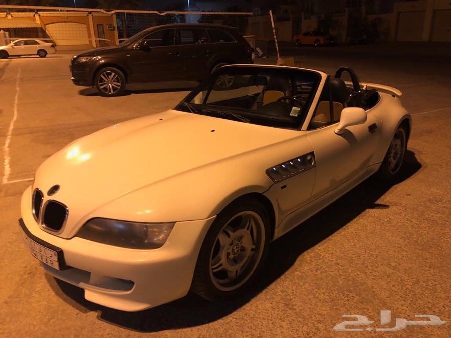 BMW Z3 1998 للبيع
