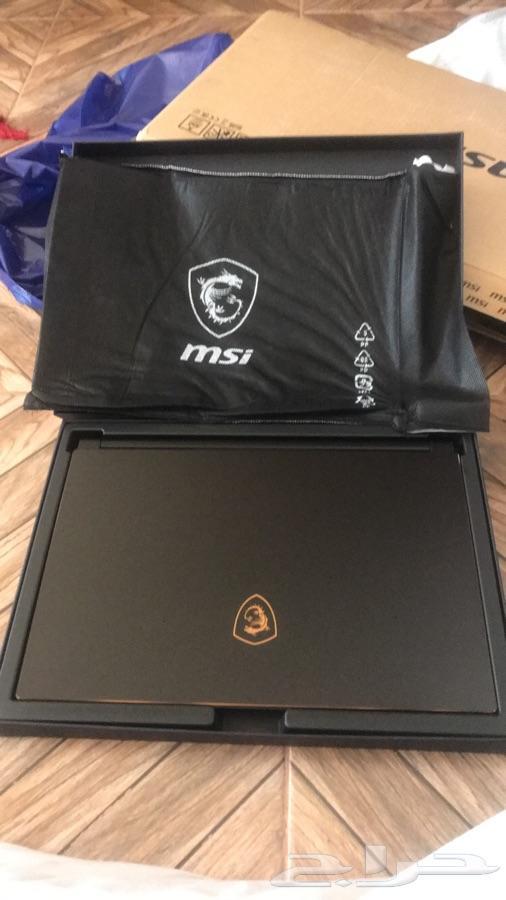 لابتوب Laptop Msi Gs65