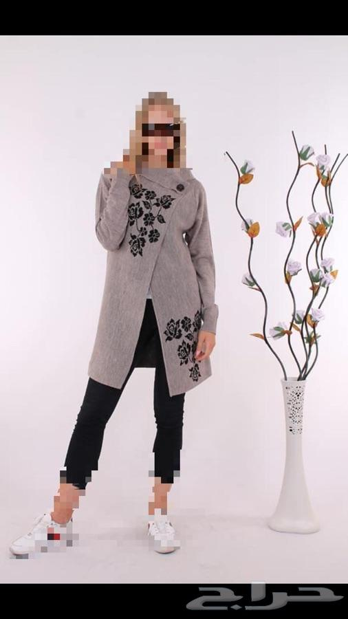 9de23e5b0e52b ملابس نسائيه صناعة تركيا شتاء 2018 2019