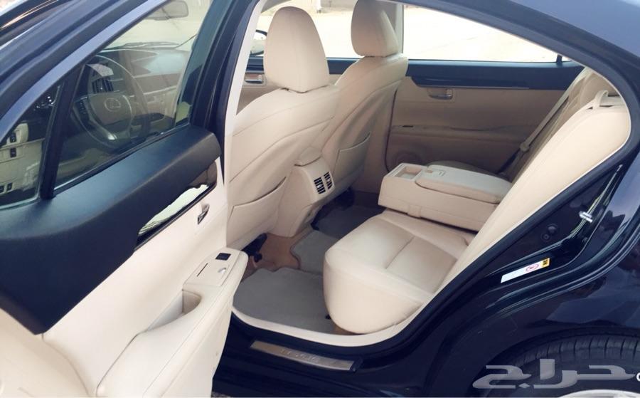 (( تم البيع  ))لكزس ES 350 2014