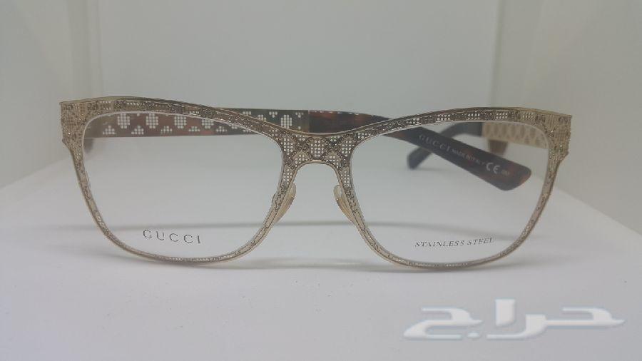 نظارة طبية جوتشي تيتانيوم