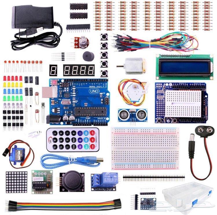 arduino starter kit   اردوينو كت