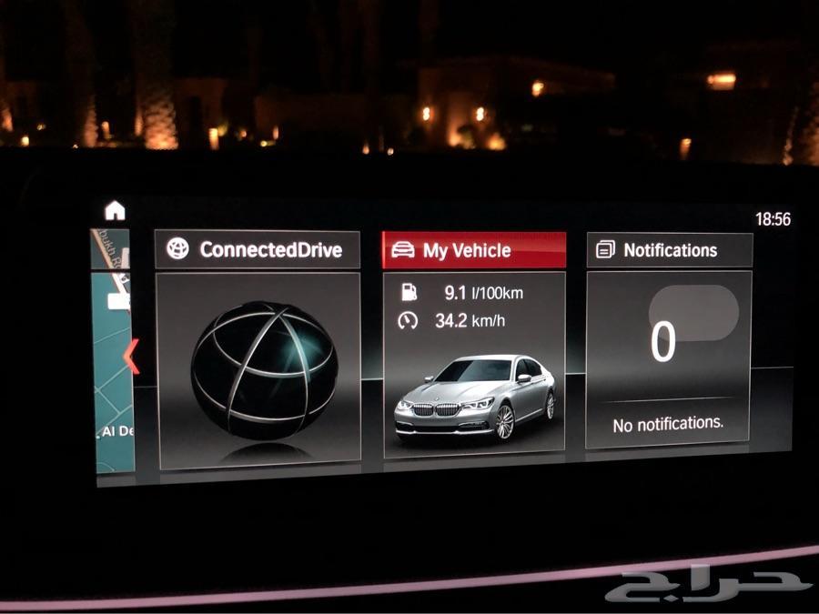 اضافة مميزات بي ام دبليو BMW تحديث خرائط