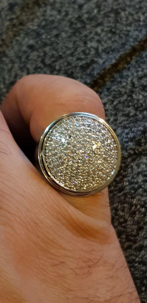خاتم فضة من اندر النوادر