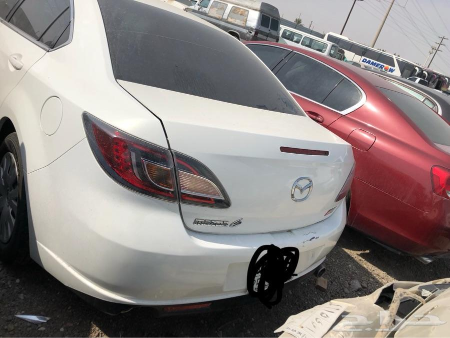مازدا 6 موديل 2009 - Mazda 6 year 2009