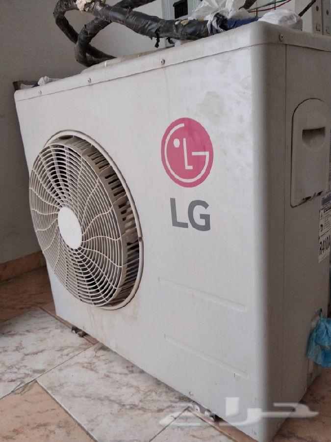 مكيف سبلت LG نظيف للبيع ..