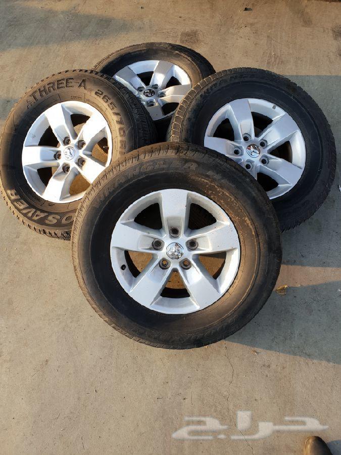 جنوط دودج رام 1500 Dodge