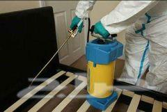 نظافه الخزانات وتعقيمها ورش جميع الحشرات