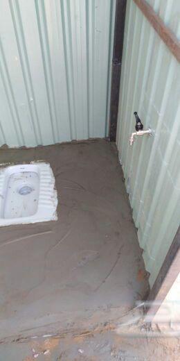 غرف خشب ودورات مياء البيع شامل توصيل وتركيب