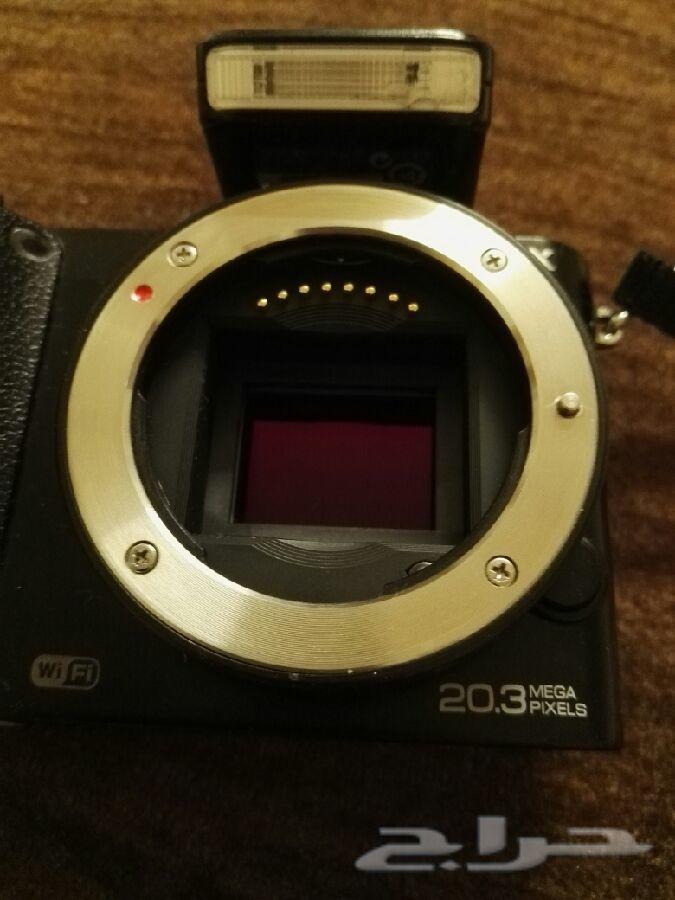 كاميرا سامسونج nx1000 للبيع