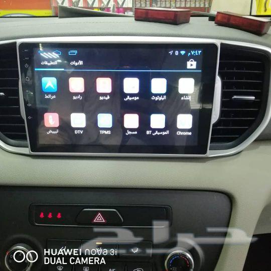 شاشات سيارات بنظام اندرويد في العراق