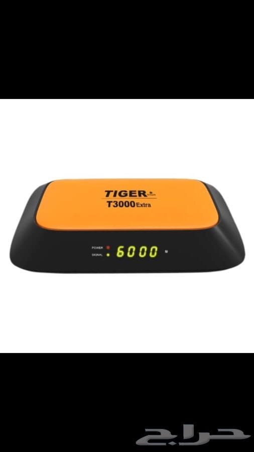 رسيفر تايجر اندرويد TIGER T3000 Extra Android