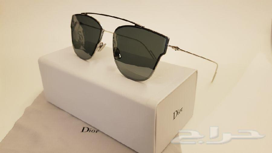 6d372a0e9 نظارات شمسية أصلية ماركة كريستيان ديور