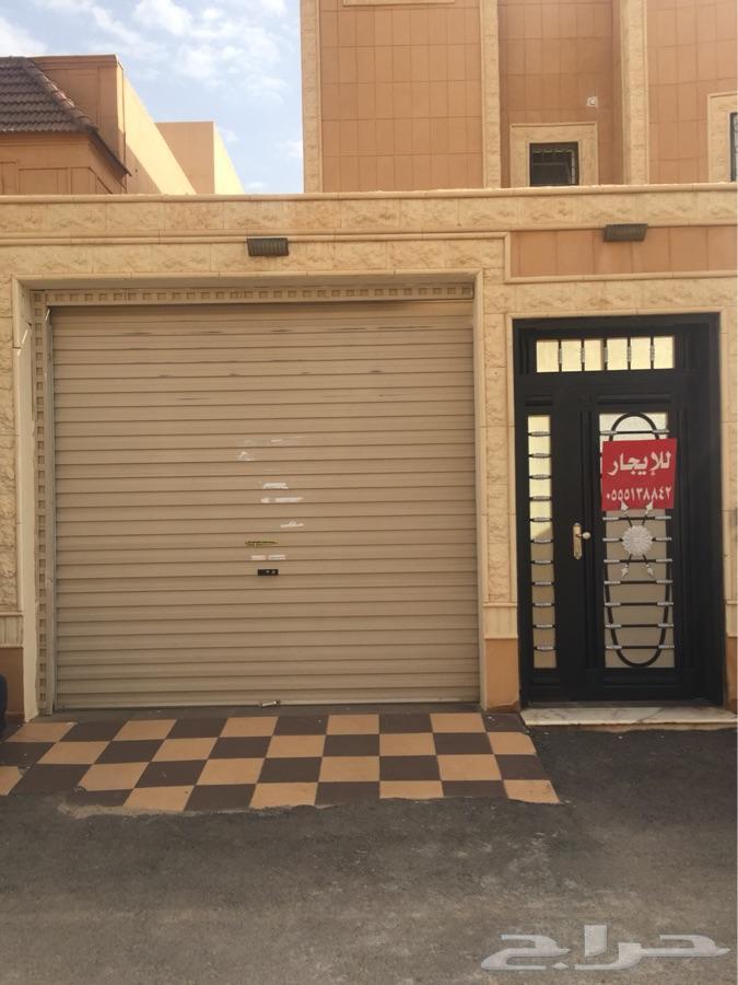 دور للايجار في حي مخطط الرواف في بريدة