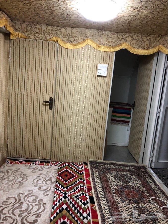 كرفان بيت متنقل سحب
