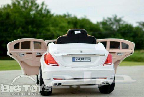 سيارات اطفال ( مرسيدس) S600