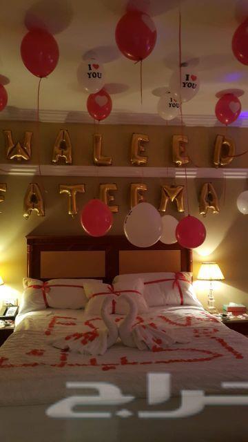 تشريع غرف نوم العروسين باحترافية وخبرة عالية