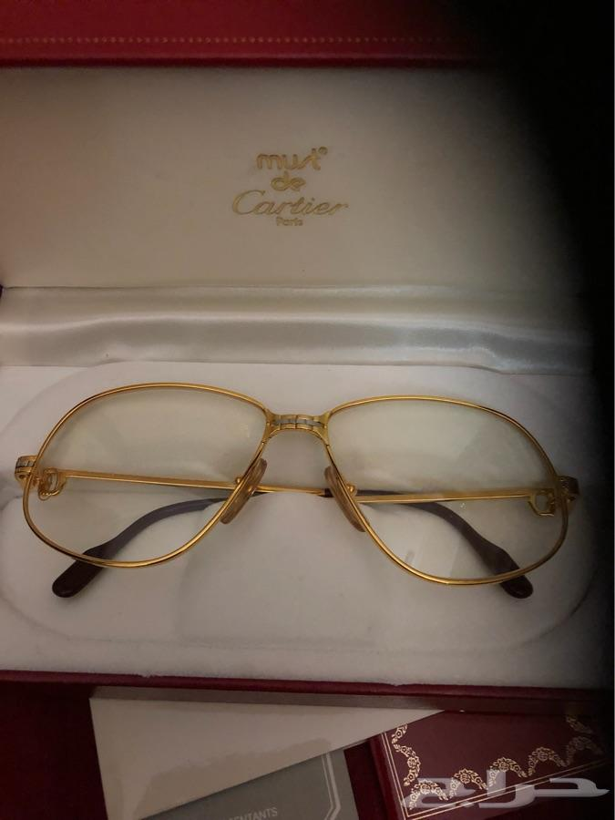 نظارة كارتيير اصلية