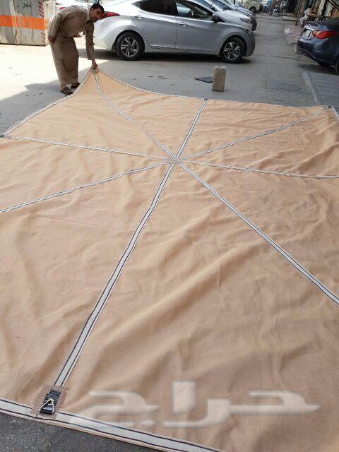 مظلات سواترخيم اغطيةكراسي مظلات غنم وتغيرقماش