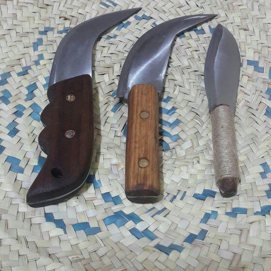 سكاكين فولاذ قوي حد جبر