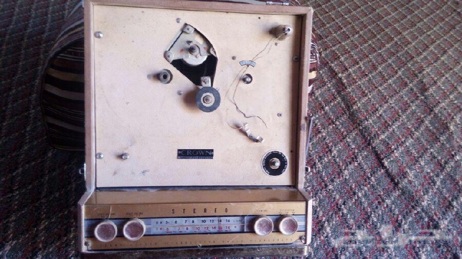 راديوا اسطوانه تراث قديم