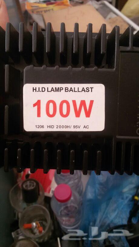 أجهزة زنون 100W