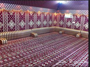 بيوت شعر مشبات مجالس ملكي اماراتي
