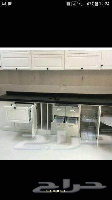 فنى تفصيل مطابخ المنيوم صيانة