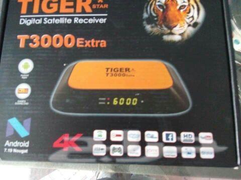 حراج الأجهزة | TIGER T3000 EXTRA 4K حديثا 2018 رسيفر