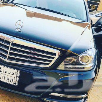 مرسيدس ديزل 2014 Mercedes CDI C220