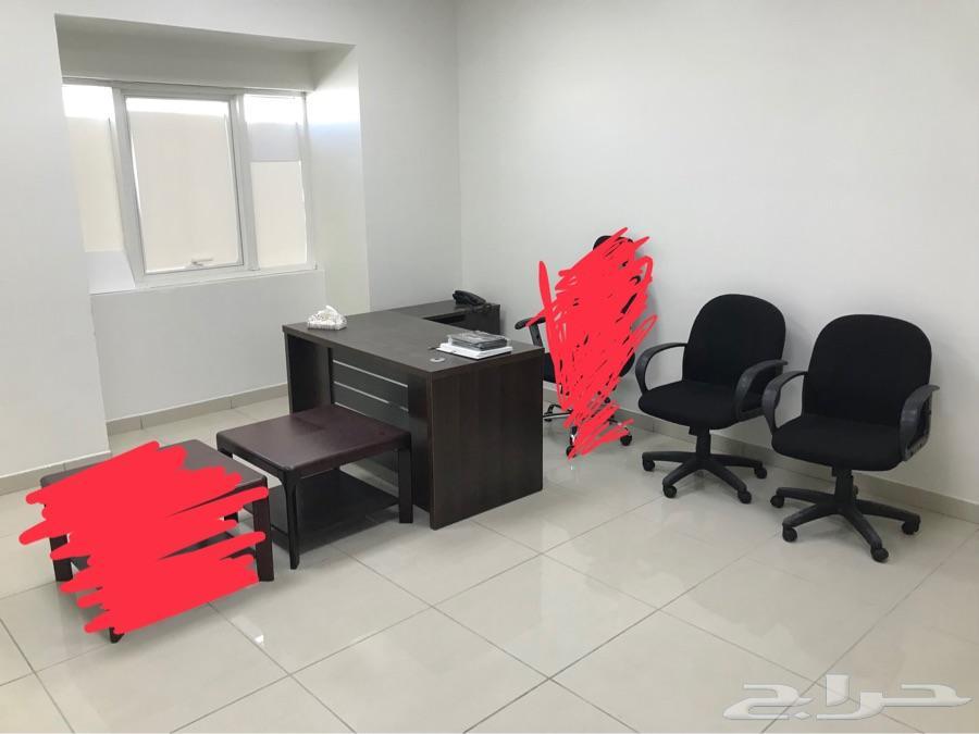اثاث مكتبي جديد وغير مستخدم