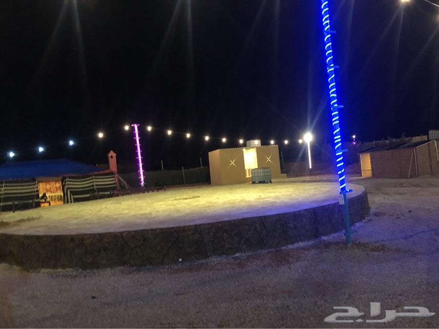 مخيم فاخر قسمين عرض خاص اليوم الجمعه الف