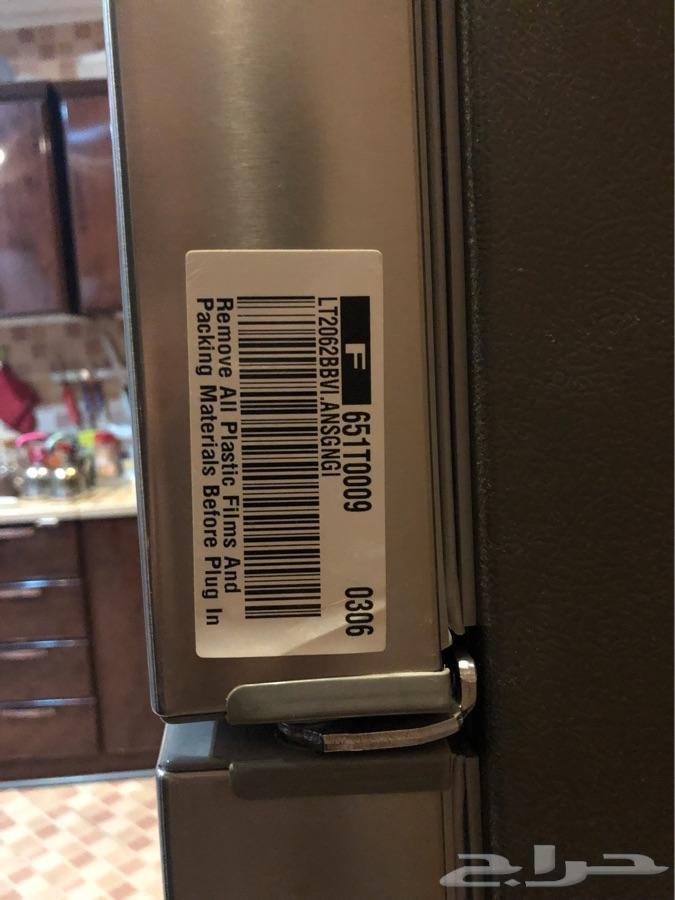 ثلاجة ال جي 20.56 قدمLT2062BBVI