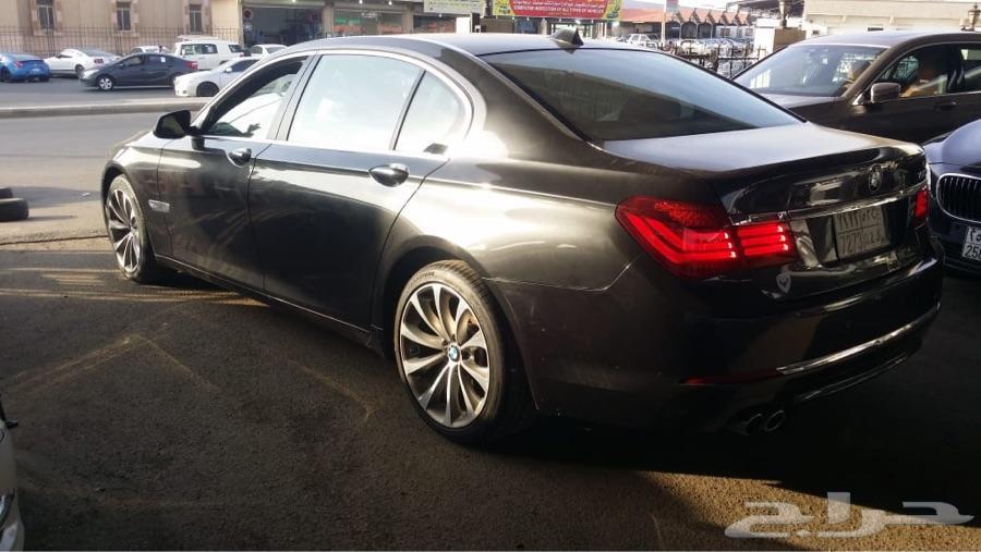 BMW730 Li2015 مستخدم نظيف جدا  للبيع جده